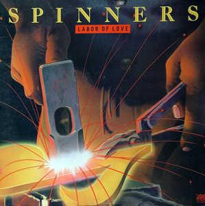 Album  Cover The Spinners - Labor Of Love on ATLANTIC Records from 1981