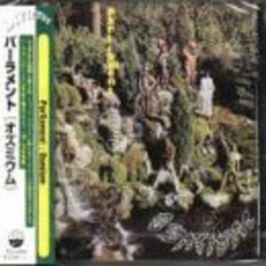 Album  Cover Parliament - Osmium on INVICTUS Records from 1970