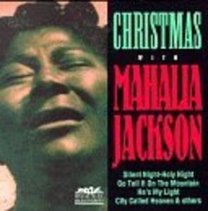 Album  Cover Mahalia Jackson - Christmas With Mahalia Jackson [special] on SPECIAL MUSIC Records from 1992