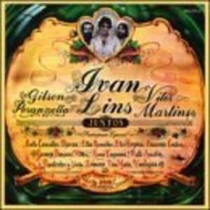 Album  Cover Ivan Lins - Juntos on POLYGRAM Records from 1984