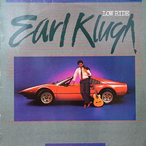 Album  Cover Earl Klugh - Low Ride on CAPITOL Records from 1983