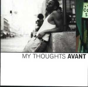 Front Cover Album Avant - My Thoughts