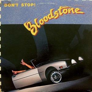 Front Cover Album Bloodstone - Don't Stop