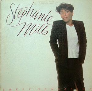 Album  Cover Stephanie Mills - Sweet Sensation on 20TH CENTURY-FOX Records from 1980