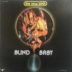 Album  Cover The New Birth - Blind Baby on BUDDAH Records from 1975