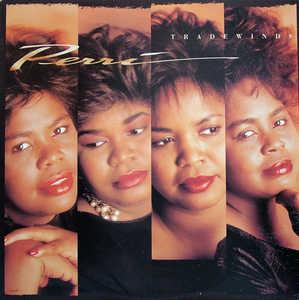 Album  Cover Perri - Tradewinds on MCA Records from 1990