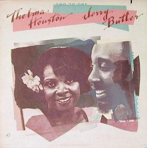 Album  Cover Thelma Houston - With Butler: Two To One on MOTOWN Records from 1978