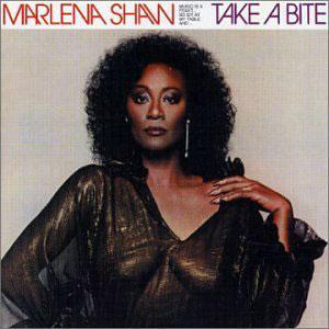 Album  Cover Marlena Shaw - Take A Bite on COLUMBIA Records from 1980