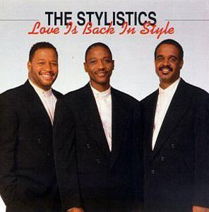 Album  Cover The Stylistics - Love Is Back In Style on MARATHON Records from 1996