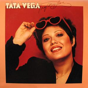 Front Cover Album Tata Vega - Try My Love