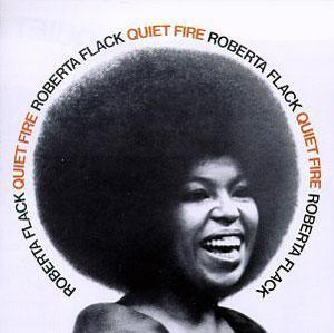 Album  Cover Roberta Flack - Quiet Fire on ATLANTIC Records from 1971