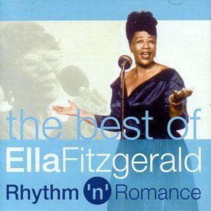 Album  Cover Ella Fitzgerald - Rhythm & Romance on [ASV] CHARLY BUDGET Records from 1997