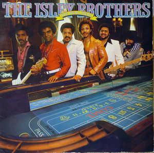 Album  Cover The Isley Brothers - The Real Deal on T-NECK Records from 1982
