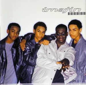 Album  Cover Imajin - Imajin on JIVE Records from 1999