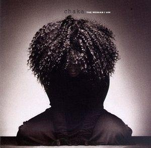 Album  Cover Chaka Khan - The Woman I Am on WARNER BROS. Records from 1992