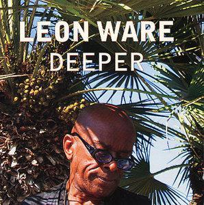 Album  Cover Leon Ware - Deeper on P-FINE Records from 2004