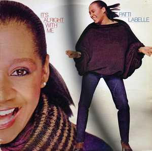 Album  Cover Patti Labelle - It's Alright With Me on EPIC Records from 1979