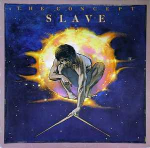 Album  Cover Slave - The Concept on COTILLION Records from 1978