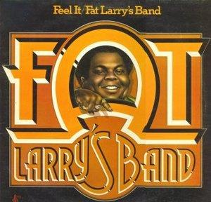 Front Cover Album Fat Larry's Band - Feel It  | wmot records | K 50330 | UK