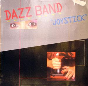 Album  Cover The Dazz Band - Joystick on MOTOWN Records from 1983