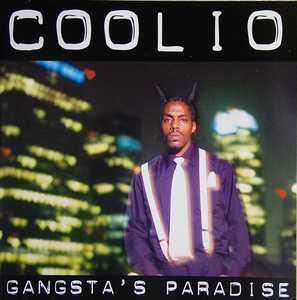 Album  Cover Coolio - Gangsta's Paradise on TOMMY BOY Records from 1995