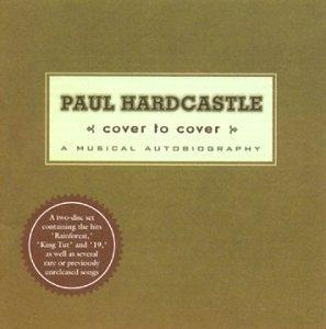 Album  Cover Paul Hardcastle - Cover To Cover on JVC Records from 1997
