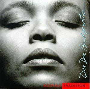 Album  Cover Dee Dee Bridgewater - Keeping Tradition on VERVE Records from 1992