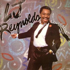 Album  Cover L.j. Reynolds - Lovin' Man on CLUB Records from 1984