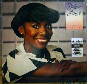 Front Cover Album Debra Laws - Very Special