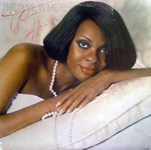 Front Cover Album Thelma Houston - The Devil In Me