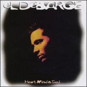Album  Cover El Debarge - Heart, Mind & Soul on WARNER BROS. Records from 1994
