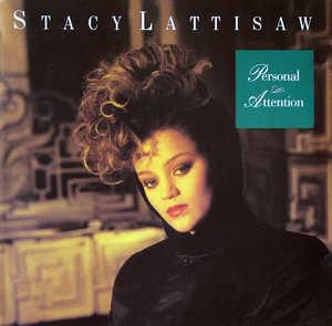 Front Cover Album Stacy Lattisaw - Personal Attention