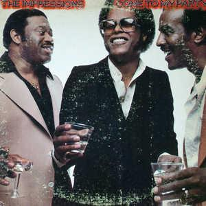Album  Cover The Impressions - Come To My Party on 20TH CENTURY Records from 1979