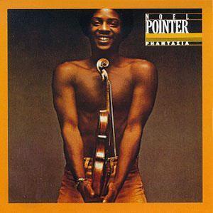 Album  Cover Noel Pointer - Phantazia on LIBERTY Records from 1977