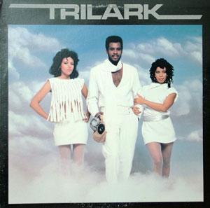 Album  Cover Trilark - Trilark on MYDISC / HANDSHAKE Records from 1982