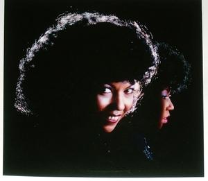 Album  Cover Linda Lewis - A Tear And A Smile on EPIC Records from 1983