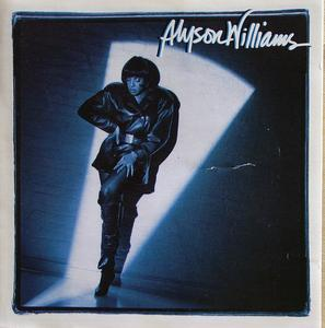 Album  Cover Alyson Williams - Alyson Williams on COLUMBIA Records from 1991