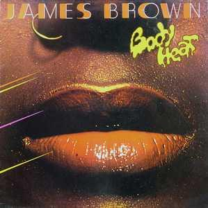 Album  Cover James Brown - Body Heat on PHOENIX Records from 1982