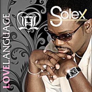 Album  Cover Solex - Love Language on SOLEX MUSIC Records from 2010