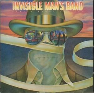 Album  Cover Invisible Man's Band - Really Wanna See You on BOARDWALK Records from 1981