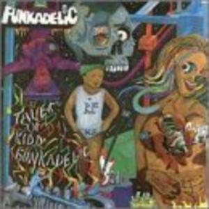 Album  Cover Funkadelic - Tales Of Kidd Funkadelic on WESTBOUND Records from 1976