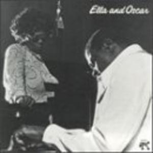 Album  Cover Ella Fitzgerald - Ella And Oscar on PABLO Records from 1974