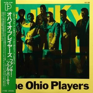 Front Cover Album Ohio Players - Funky Soul Party