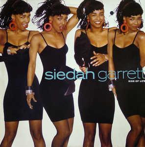 Album  Cover Siedah Garrett - Kiss Of Life on QWEST Records from 1988