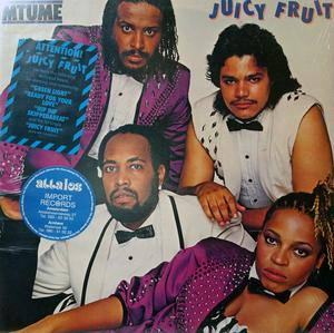 Album  Cover Mtume - Juicy Fruit on EPIC Records from 1983