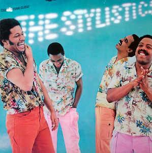 Front Cover Album The Stylistics - Closer Than Close