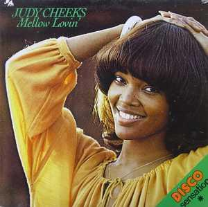 Album  Cover Judy Cheeks - Mellow Lovin' on SALSOUL Records from 1978