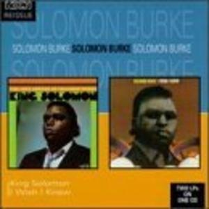 Album  Cover Solomon Burke - I Wish I Knew / King Solomon on  Records from 1999