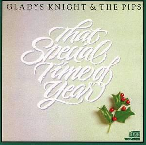Album  Cover Gladys Knight & The Pips - That Special Time Of Year on COLUMBIA Records from 1982