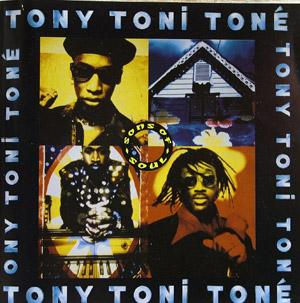 Album  Cover Tony! Toni! Tone! - Sons Of Soul on POLYDOR Records from 1993